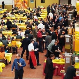 Catering für Kundenanlass in Halle