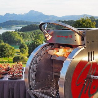 Maiergrill in Gruyère
