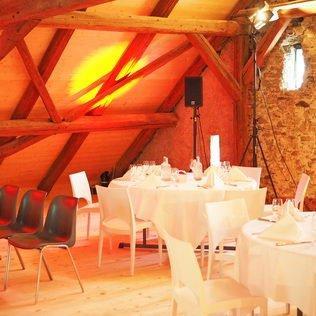 Rote Trotte Seminarlocation in Winterthur