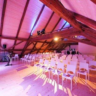 Rote Trotte Workshopraum