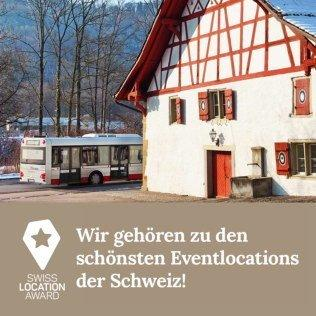 Rote Trotte Gewinner Swiss Location Award