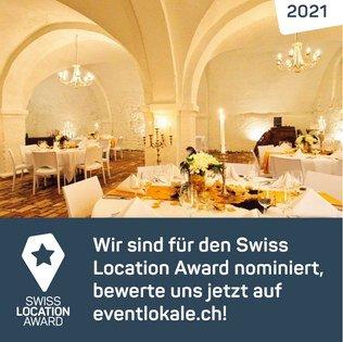 Location Award Hochzeit